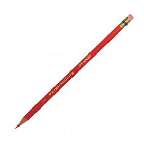 Col Erase Pencil Red 1 Each
