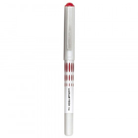 Pen Uni-Ball Vision Fine Red Liquid Ink Roller Ball