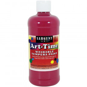 Magnta Art-Time Washable Paint 16Oz