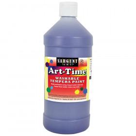 Violet ART-TIME WASHABLE Paint - 32 oz.