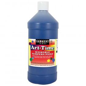 Blue Art-Time Washable Paint - 32 oz.