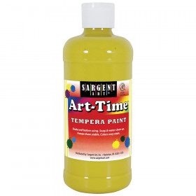 Yellow Art-Time Paint 16 oz