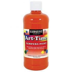 Orange Art-Time Paint 16 oz