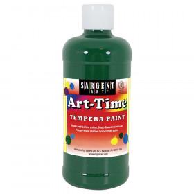 Green Art-Time Paint 16 oz