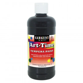 Black Art-Time Paint 16 oz