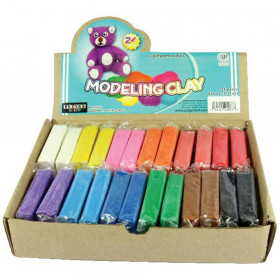 Modeling Clay Classpack, 60 Grams, 24 Count