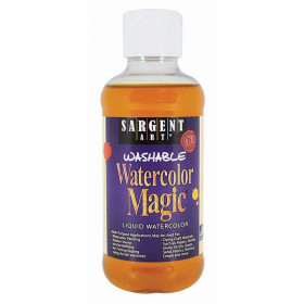 Washable Watercolor Magic, 8 oz., Yellow