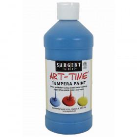 Turquiose Tempera Paint 16Oz