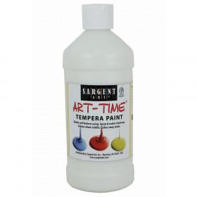 White Tempera Paint 16Oz