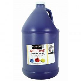 Violet Tempera Paint Gallon