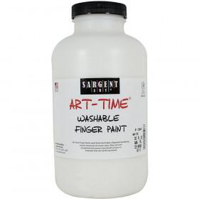 32Oz Washable Finger Paint White