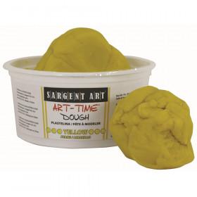 1Lb Art Time Dough - Yellow
