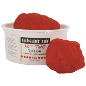 Red Art-Time Dough, 1lb