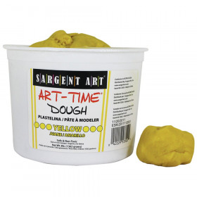 Yellow Art-Time Dough