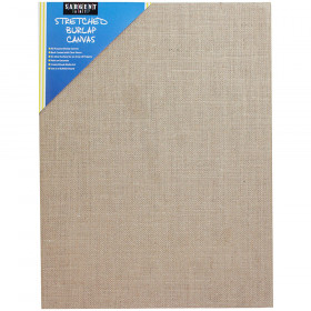 Stretched Canvas Burlap 16X24