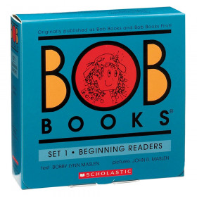 Bob Books Beginning Readers Book, Set 1, Set of 12