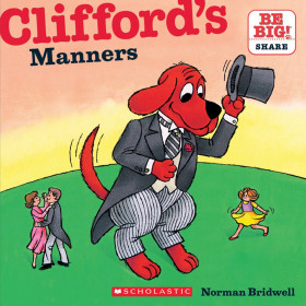 Clifford's Manners Book