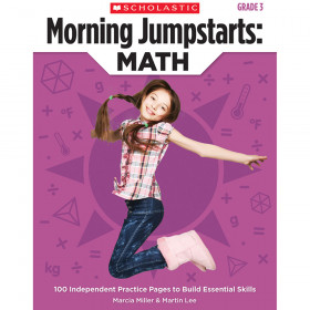Morning Jumpstarts Math Gr 3