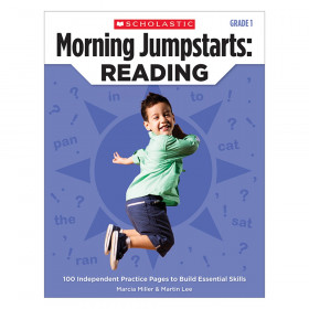 Scholastic Morning Jumpstarts Reading Book, Grade 1