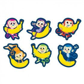 Monkey Business Stickers