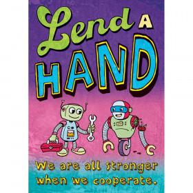 Lend A Hand Pop Chart