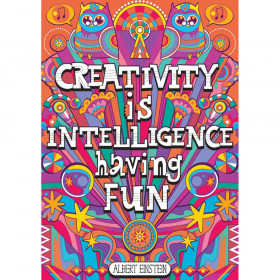 Creativity Is Intelligence Pop Chart