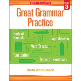 Great Grammar Practice Gr 3