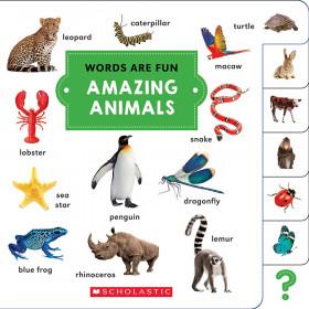 Words Are Fun Amazing Animals