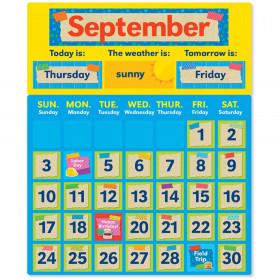 Tape It Up Calendar Bulletin Board