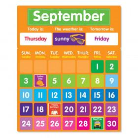 Color Your Classroom Calendar Bbs