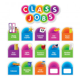 Color Your Classroom Class Jobs Bbs