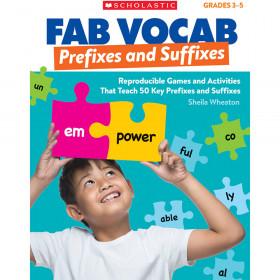 Fab Vocab Prefixes And Suffixes