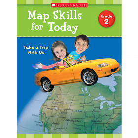 Map Skills For Today Gr 2