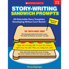 Storywriting Sandwich Prompts