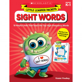 Little Learner Packets Sight Words Gr K-1