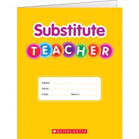Substitute Teacher Supreme Folder