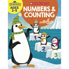 Numbers And Counting Little Skill Seekers