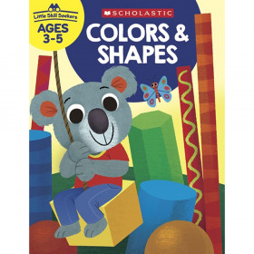 Colors And Shapes Little Skill Seekers