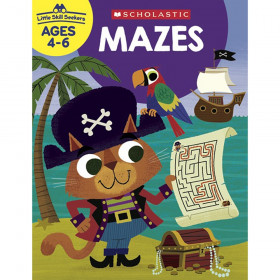 Little Skill Seekers: Mazes Activity Book