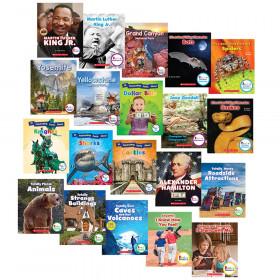 SLP Nonfiction Book Collection: Grade 1