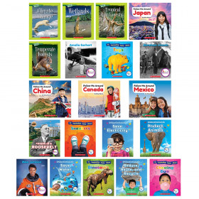 Slp Nonfiction Book Collection Gr 2