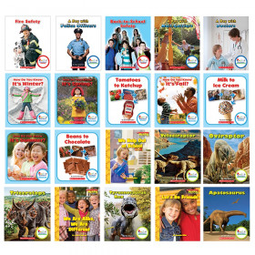 SLP Nonfiction Book Collection: Grade 3