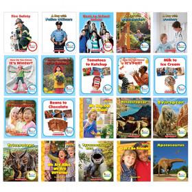 SLP Nonfiction Book Collection: Grade 3