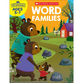 Little Skill Seekers: Word Families