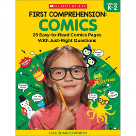 First Comprehension: Comics