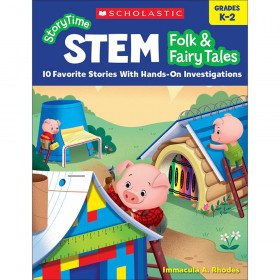 StoryTime STEM, Grades K-2 (Folk and Fairy Tales)