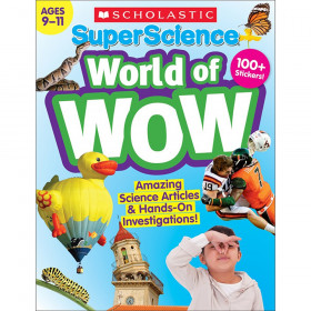 Super Science World of WOW Gr 9-11