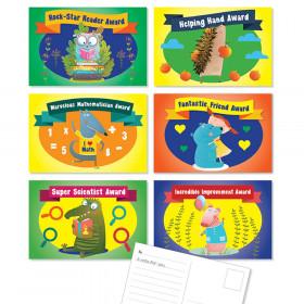 Classroom Awards Postcards