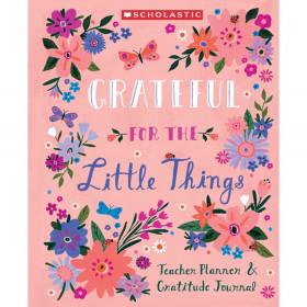 Gratitude Teacher Planner & Journal