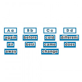 High Frequency Word Wall Words, Level 2
